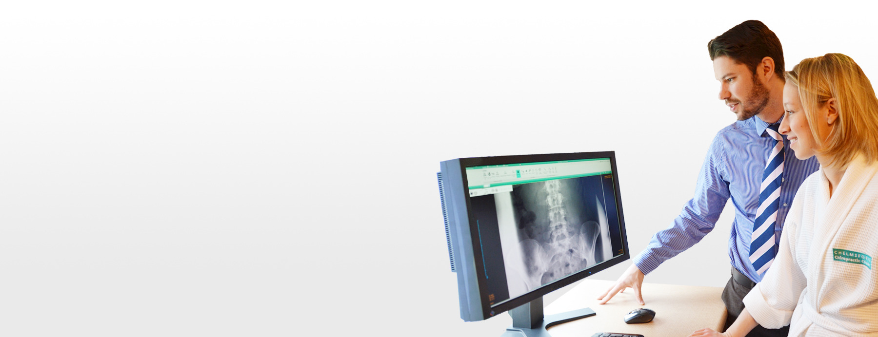 Onsite digital X-rays for accurate, visual care